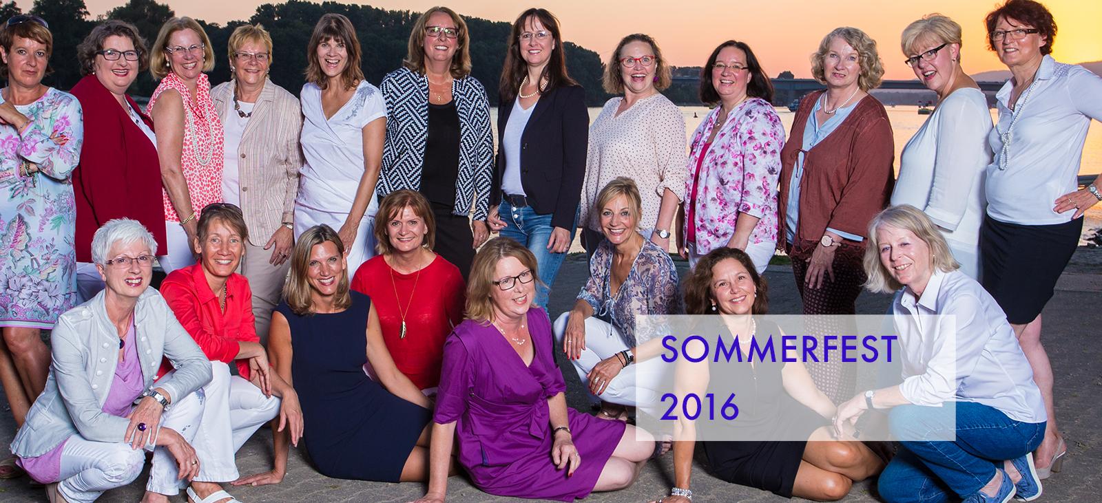 Sommerfest Fbnw